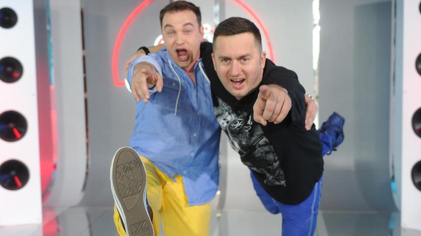 Radek Liszewski i Norbi